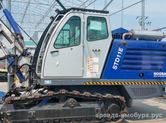Буровая установка Soosan STD11E