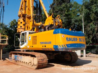 Буровая установка Bauer 36